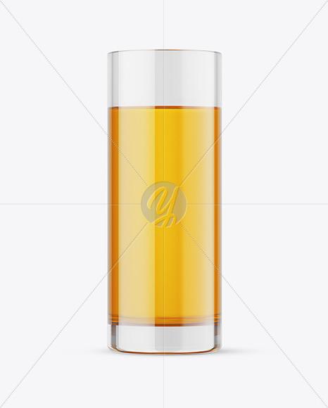 Download Gin Tonic Cocktail Glass Mockup PSD - Free PSD Mockup Templates