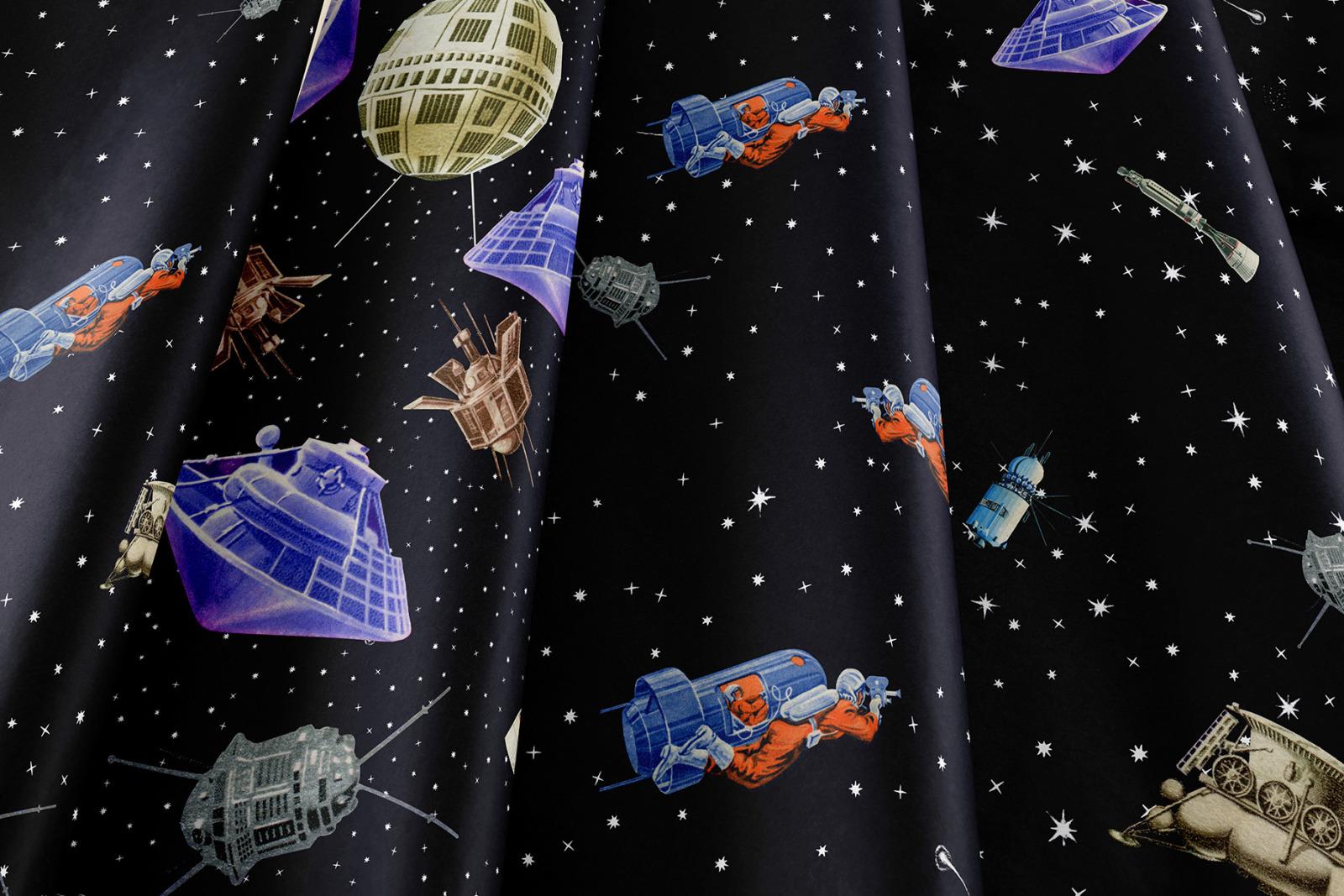 Gagarin - Patterns & Illustrations