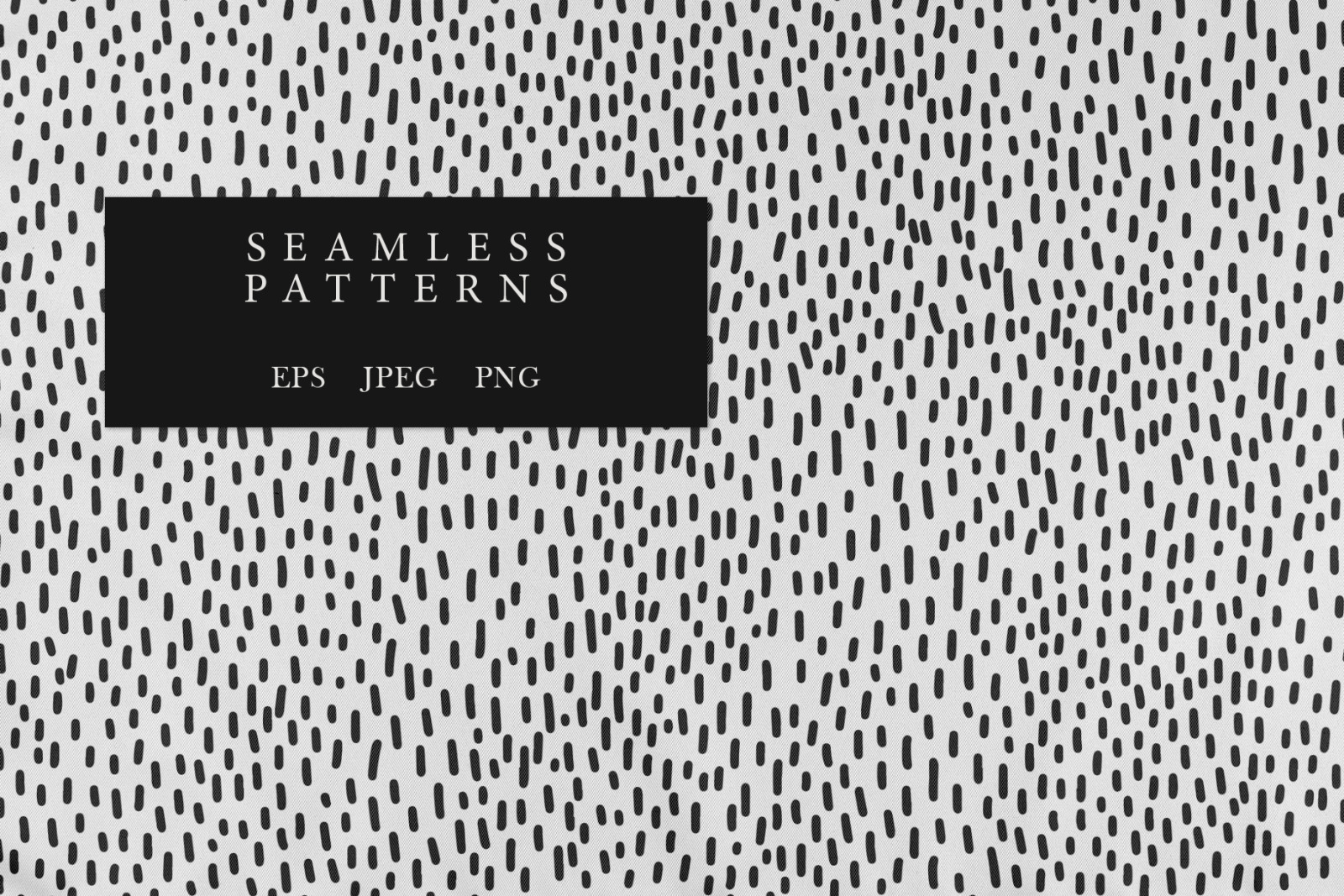 Black & White - pattern collection
