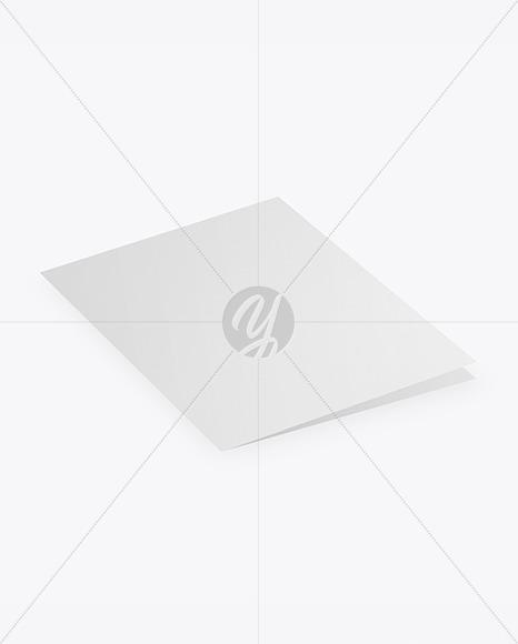 Download Textured Brochure Mockup Free Mockups