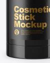 Glossy Deodorant Mockup
