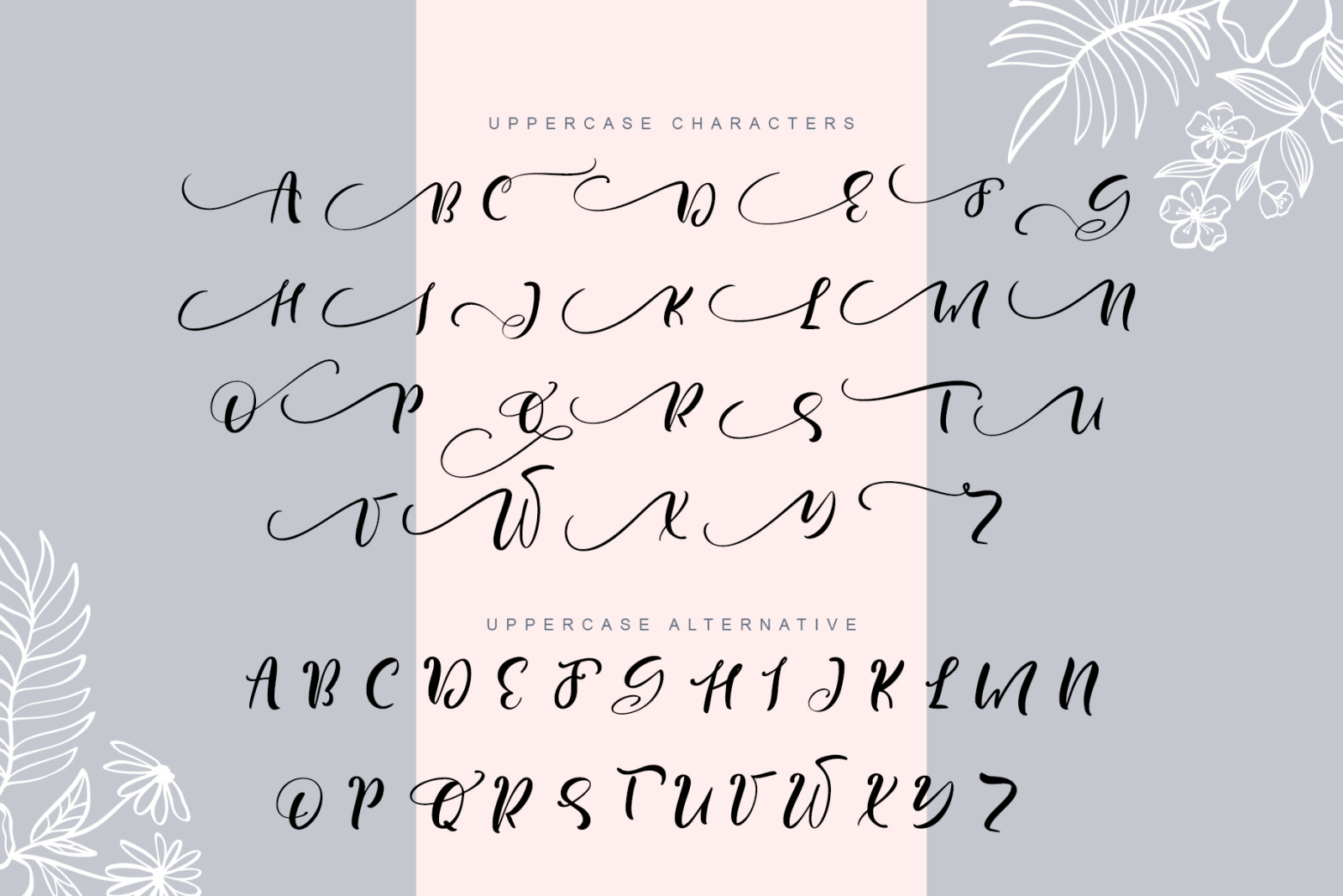 Inspiration Hand Drawn Font