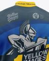 Men's Cycling Wind Vest Mockup