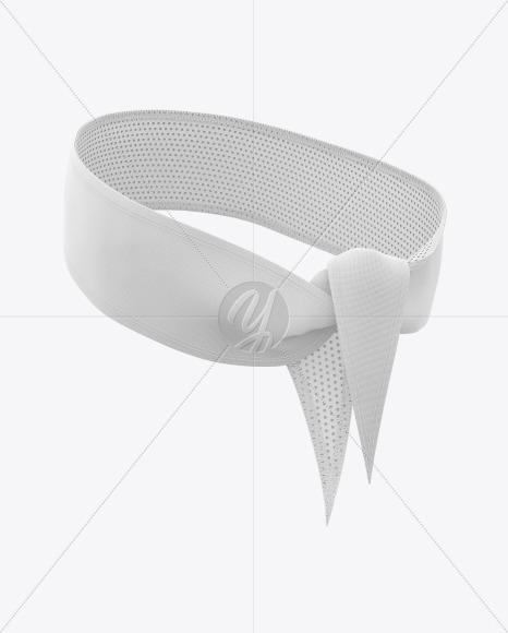 Headband Mockup