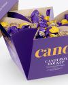 Candy Box Mockup