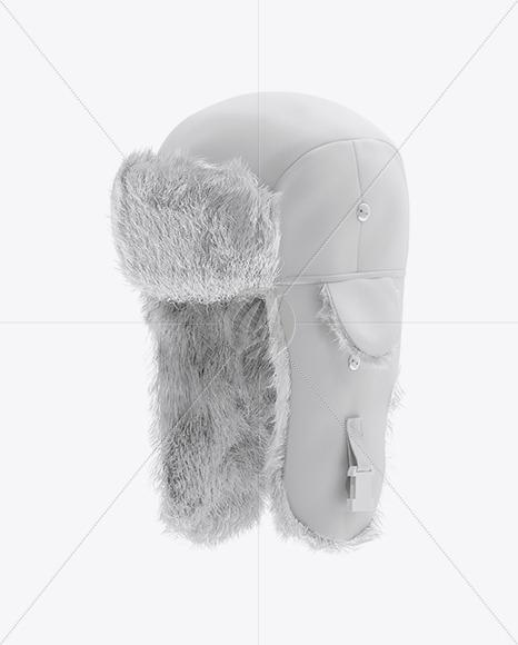 Download Fleece Hat Mockup Front View Yellowimages