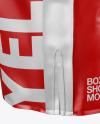 Boxing Shorts Mockup - Side View