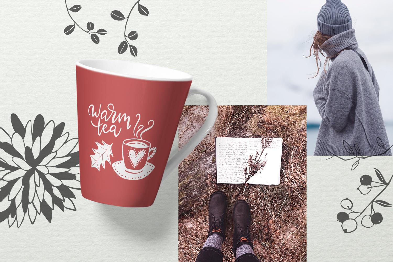 Autumn Dreams - vector design kit