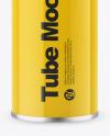 Glossy Sealant Tube Mockup