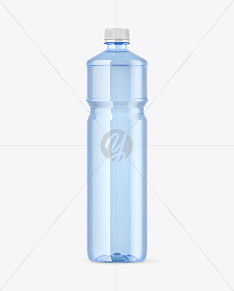 Download Blue Pet Bottle Mockup In Bottle Mockups On Yellow Images Object Mockups PSD Mockup Templates