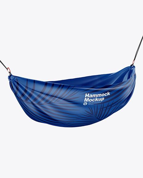 Hammock Mockup