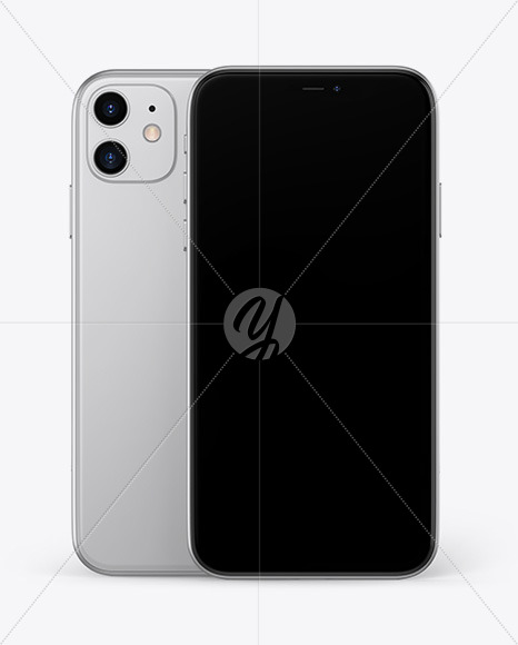 Download Apple Iphone 11 By Artokut On Yellow Images Yellowimages Mockups