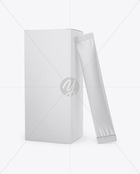 Download Matte Metallic Condom Packaging Mockup Half Side View PSD - Free PSD Mockup Templates