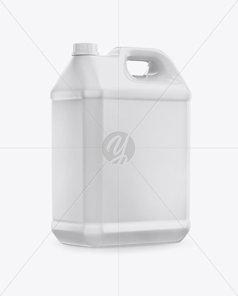 Jerry Can Mockup