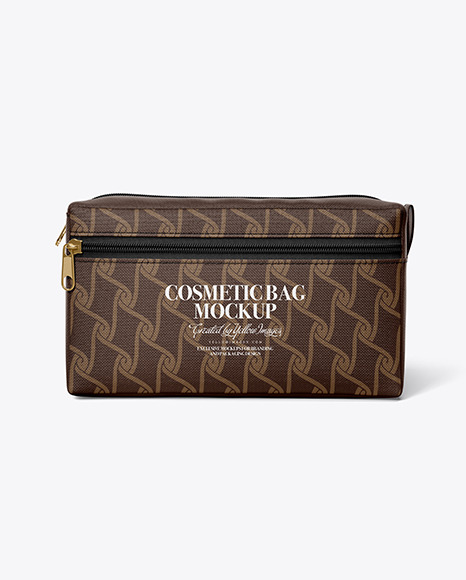 Download Cosmetic Bag PSD Mockup