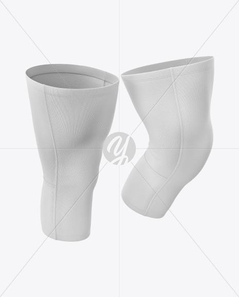 Sports Knee Warmers Mockup