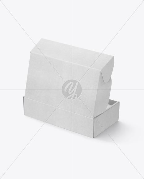 Download Opened Box Mockup PSD - Free PSD Mockup Templates