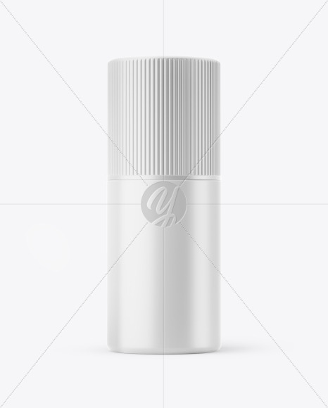 Closed Roll-on Deodorant Mockup