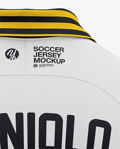 Soccer Jersey Mockup