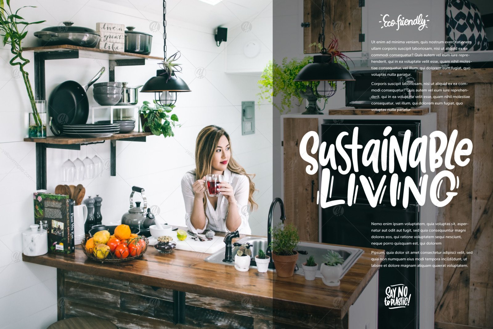 Zero waste & Eco living Pack