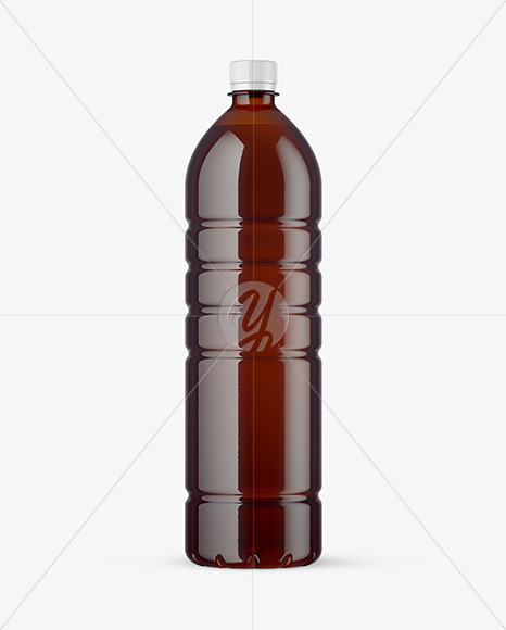 Download Pet Bottle Mockup In Bottle Mockups On Yellow Images Object Mockups PSD Mockup Templates