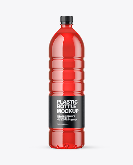 Bottle Mockup Download Free