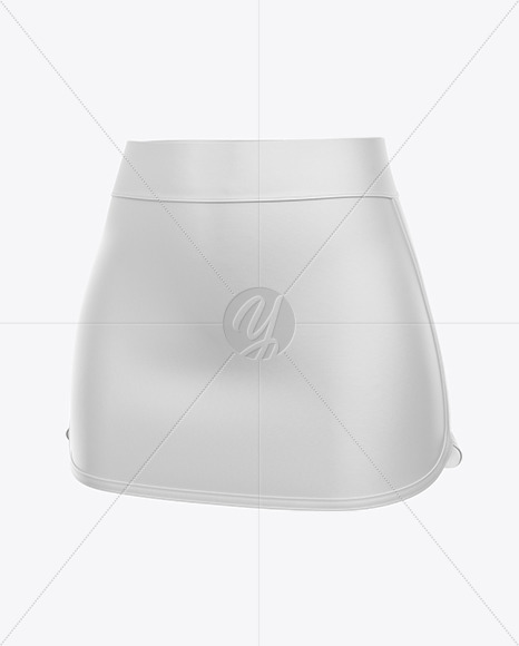 Tennis Skirt Mockup