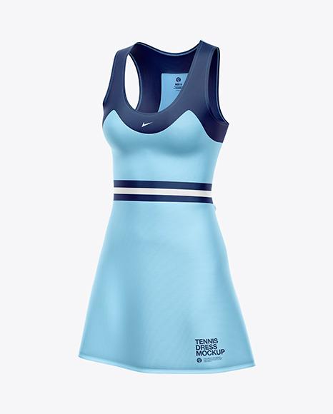 Tennis Dress Mockup