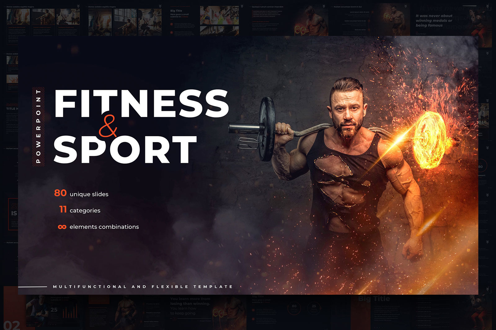 Fitness & Sport Presentation