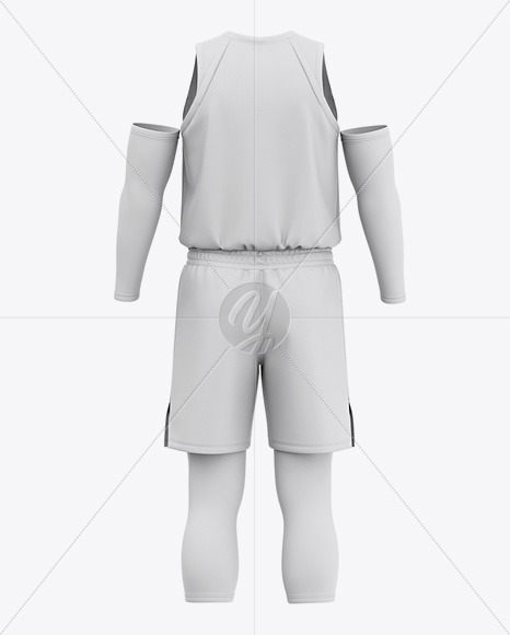 Download Mens Basketball Kit Mockup Front View Of Basketball Jersey And Shorts Yellow Images