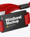 Wristband Mockup