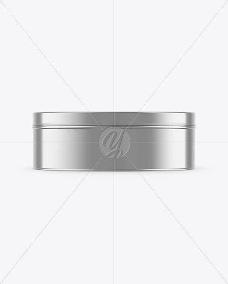 Download Metallic Round Tin Box Mockup In Can Mockups On Yellow Images Object Mockups Yellowimages Mockups