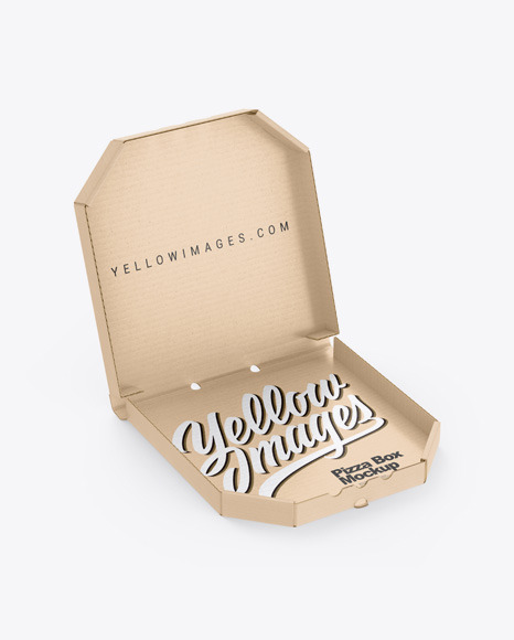 Download Pizza Box Packaging Mockup Free PSD - Free PSD Mockup Templates