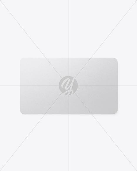 Textured Business Card