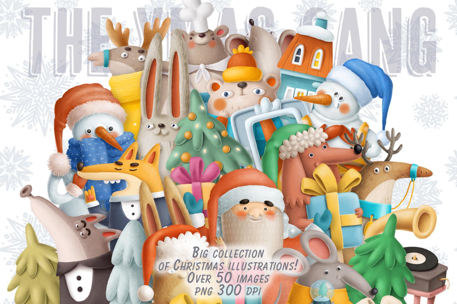 BIG Christmas bundle