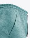 Melange Men's Shorts Mockup