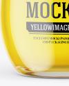 Tester Glass With Saison Ale Mockup