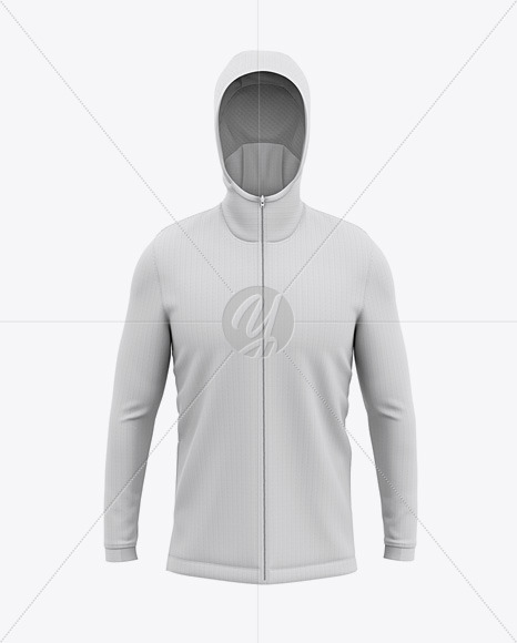 Download Basketball Heather Hoodie Mockup Back View Of Hooded Jacket In Apparel Mockups On Yellow Images Object Mockups