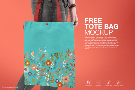 Download Canvas Bag Mockup Free Psd Yellowimages
