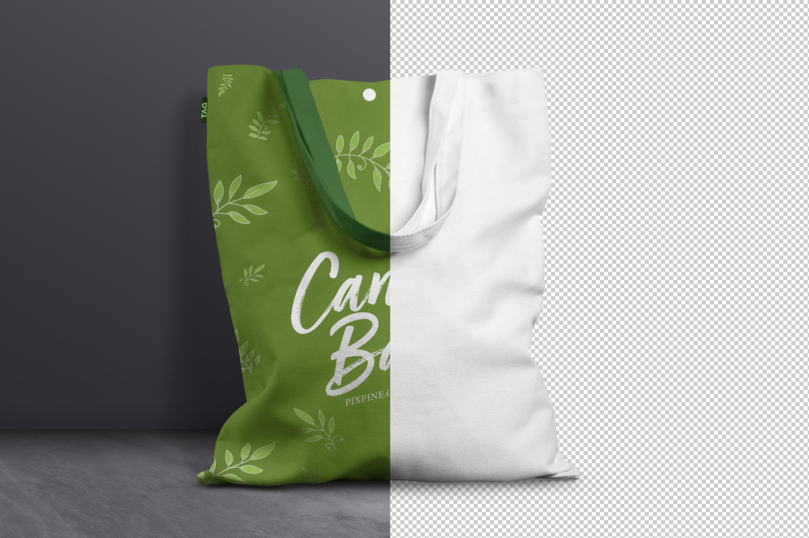 Download Canvas Tote Bag Mockup Free Yellow Images