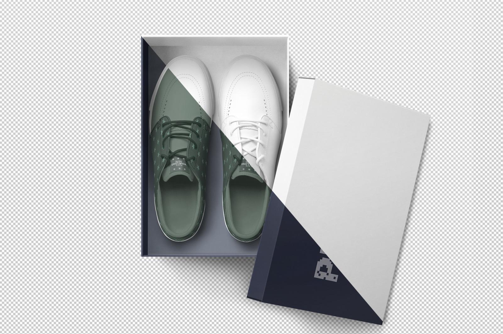 Shoes Designing Mockup