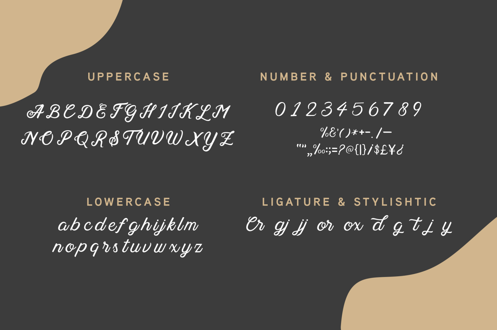 The Sunday Typeface