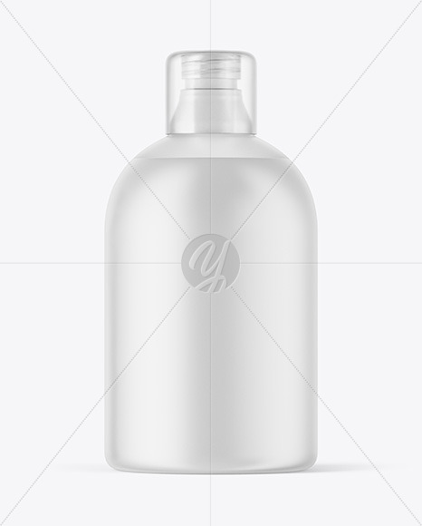 Frosted Cosmetic Bottle