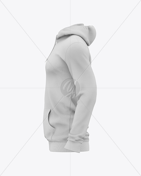 Download Hoodie Mockup Right Side View Yellowimages