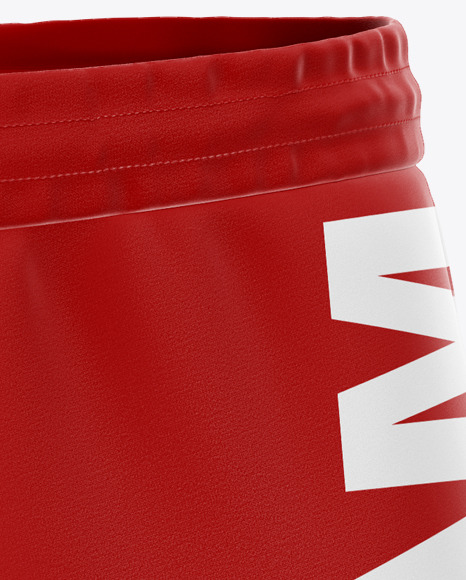 Sweatpants with Cord -  Front View