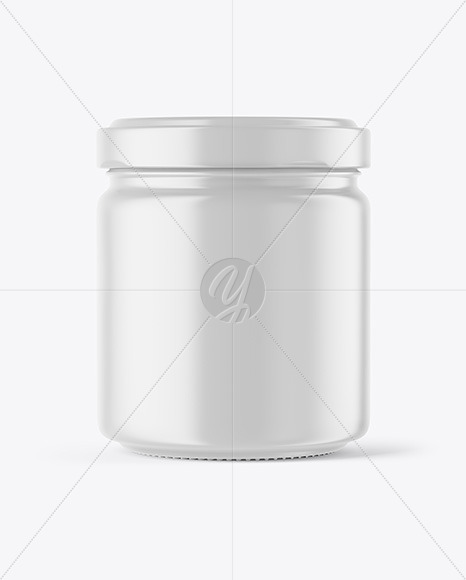 Download Opened Matte Cosmetic Jar In Wooden Shell Mockup PSD - Free PSD Mockup Templates