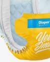 Diaper Mockup