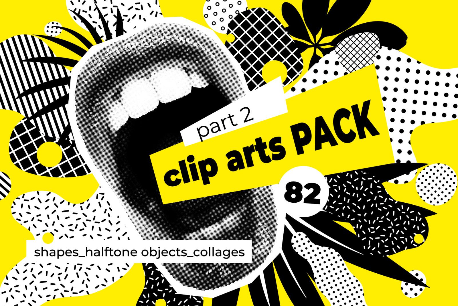 Clip art PACK. Part 2