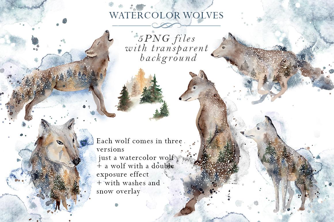Woodland story Vol.1 Wolf