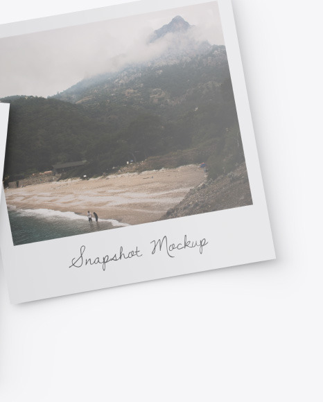 Snapshots Mockup